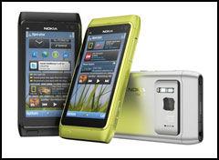 Nokia N8 er blant de beste kameramobilene, men selv den har ikke de samme mulighetene som et kamera har. Foto: Nokia