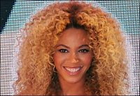 Beyonce spanderte pizza på fansen