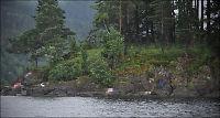 Elise (15) gjemte seg under en stein på Utøya: - Han skjøt og skjøt