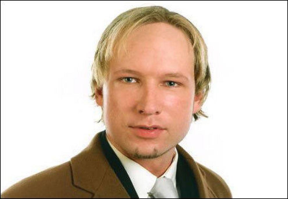 MISTENKT: Anders Behring Breivik ble fredag pågrepet på Utøya hvor 84 personer ble drept. Foto: PRIVAT