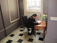 Storbritannias statsminister kondolerte