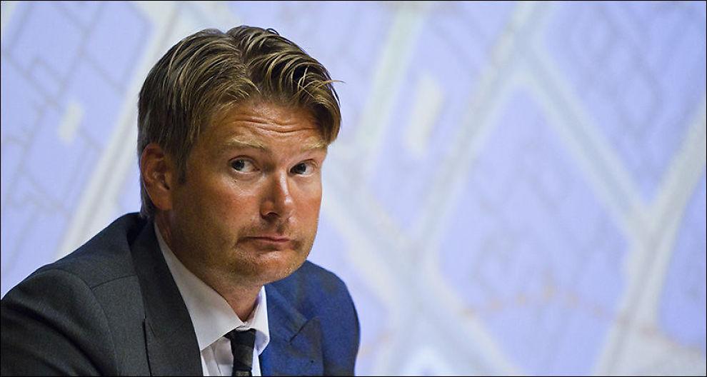 PÅTALEANSVARLIG: Politiadvokat Christian Hatlo (bildet) skal sammen med kollega Pål-Fredrik Hjort Kraby lede etterforskningen av de to terrorangrepene. Foto: Scanpix