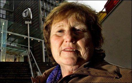 VOLDSFORSKER: Ragnhild Bjørnebekk er voldsforsker og peker på likhetstrekk mellom Breivik og massakrene i Finaland og på Virginia Tech. Foto: JAN PETTER LYNAU