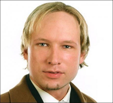 TERRORSIKTET: Anders Behring Breivik (32). Foto: Privat