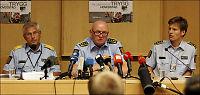 Stiller krav for å fortelle om påståtte terroristceller