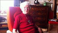 Åsta (93) ble politisk aktiv etter terroren