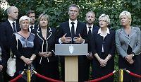 Regjeringen om terroren: Nasjonal minnemarkering for etterlatte