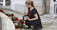 Danmark: - Vi deler deres sorg