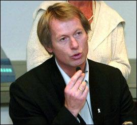 KJØNNSFORSKER Jørgen Lorentzen mener Breiviks kvinnesyn er typisk for hans ideologiske tilhørighet. Foto: Bjørn Sigurdsøn / SCANPIX