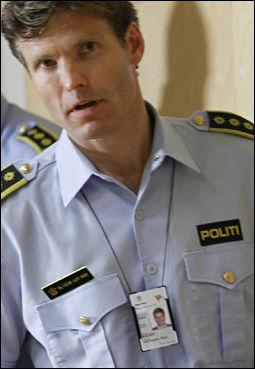 RIKTIG ID: Politiadvokat Pål-Fredrik Hjort Kraby bekreftet torsdag at de er sikre på at mannen de har hatt til avhør er bloggeren «Fjordman». Samme mann har latt seg intervjue av VG. Foto: SCANPIX