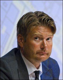 OVERBEVISTE: Politiadvokat Christian Hatlo sier Peder Jensen ombestemte seg og leverte datamaskinen da politiet sa de ville gå til Oslo tingrett for en rettslig kjennelse. Foto: Scanpix