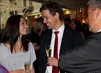Nå jubler KrF-lederens mamma: Knut Arild Hareide skal gifte seg