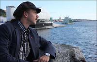 Eivind (23) tilbake på Utøya: - En løp for å gi meg en klem