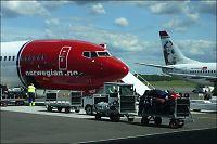 Norwegian slutter å fly fra Rygge