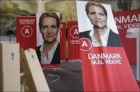 Intern strid er utfordring for de røde i Danmark
