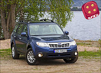 Test av Subaru Forester: Her er en solid «Norgesbil»