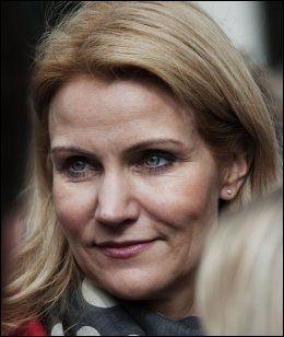 PIONÉR? Helle Thorning-Scmidt kan bli den første kvinnelige statsministeren i Danmark. Foto: Afp