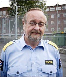 FENGSELSDIREKTØR: Knut Bjarkeid. Foto: Kyrre Lien