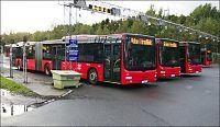 To personer pågrepet i Unibuss-saken