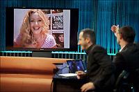 Clooneys TV-brud: - En meget pen mann!
