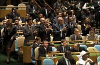 Palestinas FN-medlemskap opp i Sikkerhetsrådet mandag