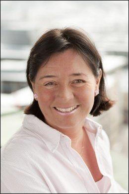 BEKYMRET: Divisjonsdirektør Cecilie Daae i Helsedirektoratet er bekymret over at terrorofre føler de ikke får god oppfølging. Foto: Helsedirektoratet