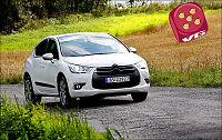 Test av Citroën DS4: Vellykket kompromiss