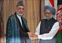 India og Afghanistan blir «strategiske partnere»
