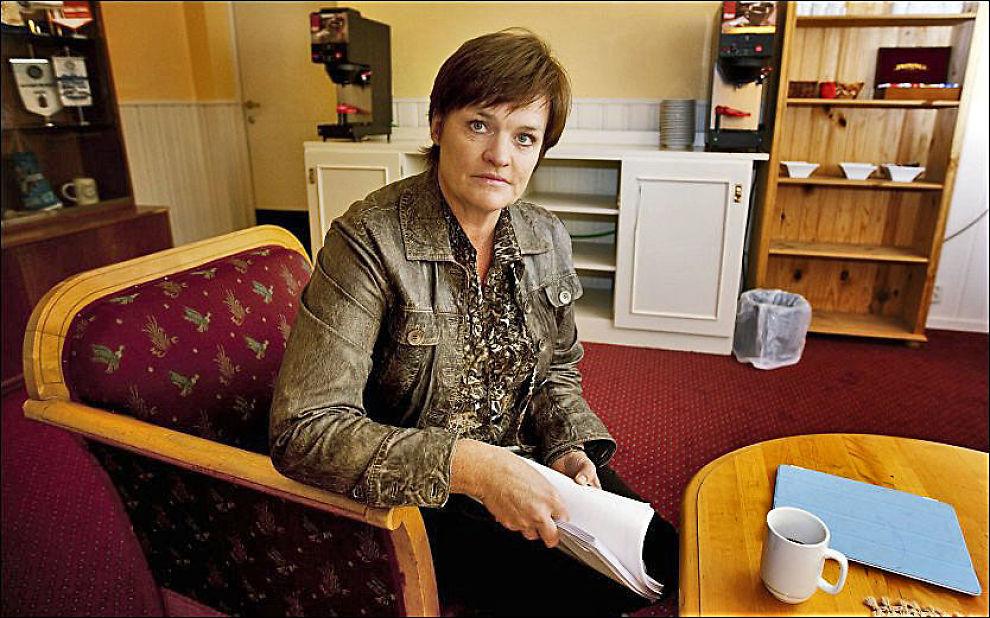 IKKE OVERRASKET: Bistandsadvokat Mette Yvonne Larsen ble ikke overrasket da hun fikk høre om psykologens rapporter rundt Anders Behring Breiviks (32) oppvekst. Foto: GEIR OLSEN/VG