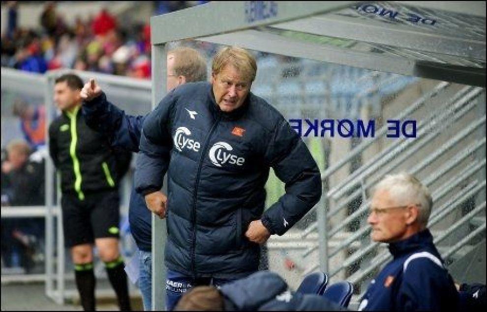 FÅR NY TRENER: Åge Hareide blir manager i Viking. Ny trener blir ifølge lokalpressen Josep Clotet Ruiz. Foto: Scanpix