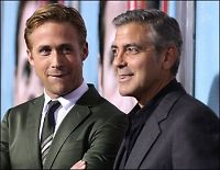 Gosling blåser av Clooney-sammenligningen