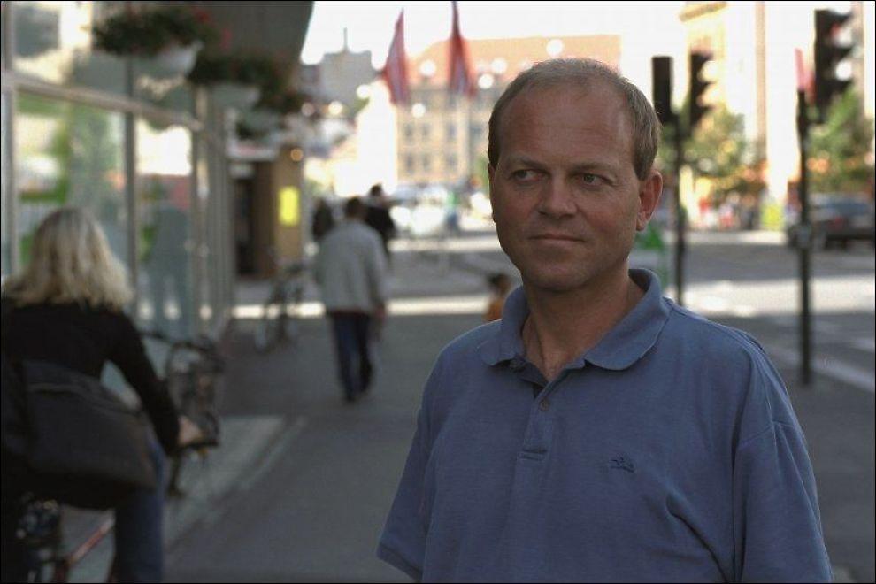 EN AV FÅ: Tore Bjørgo, som i dag er terrorforsker på Politihøgskolen, er en av de få som forsker på høyreekstreme miljø i landet. Foto: VG