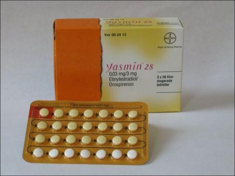 det danske landshold gravid på p piller