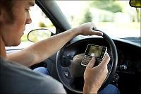 Forbud mot mobilbruk i bil reduserer ikke ulykker