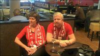 Brann-supportere tømte Flesland for øl
