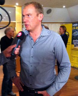 TO ÅR: Magnus Haglund har signert en toårskontrakt med LSK. Foto: Nicolay André Ramm
