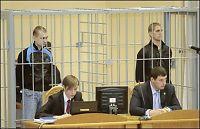 Dødsdom for t-banebombere i Hviterussland