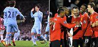 City herjet med Stoke - United ydmyket Fulham