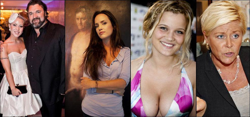 norske pornostjerner sandra lyng naken
