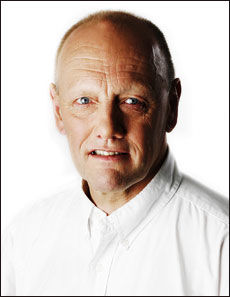 I fagpanelet: Christian A. Drevon er lege, og professor i ernæring ved Universitetet i Oslo. Foto: Magnar Kirknes