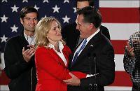 Historisk jevnt i Iowa - Romney vant med 8 stemmer