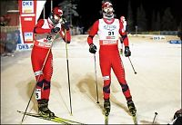 Østerrike falt, Norge vant