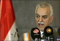 Kurderne vil ikke utlevere visepresident til Bagdad