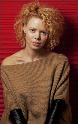SOLOAKTUELL: Maya Vik (31), her på et bilde fra oktober, er kjent fra bandene Montée og Furia. Nå er hun turnéklar med solomateriale. Foto: Jørgen Braastad