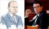 - Kan bli aktuelt med tvangsinnleggelse av Breivik