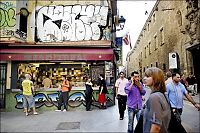 Barcelona på tyveritoppen