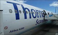 Nordmann stakk av under mellomlanding - fly forsinket fra Thailand
