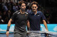 Federer og Nadal møtes til stjerneoppgjør