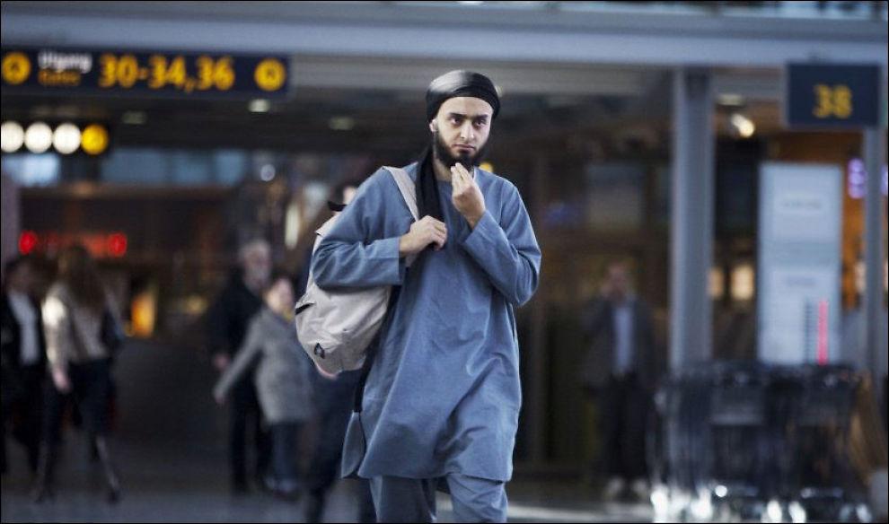 DEPORTERT: Mohyeldeen Mohammad har flere ganger blitt pågrepet og deportert i utlandet. Han hevder norsk politi sprer feilaktige opplysninger om han til andre lands sikkerhetspoliti. Foto: Frode Hansen