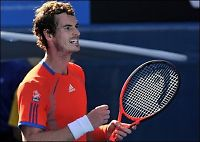 Andy Murray til semifinale
